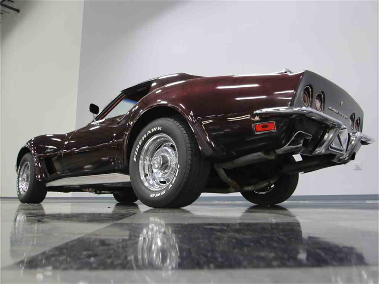 Large Picture of '73 Corvette - $18,995.00 Offered by Streetside Classics - Nashville - JLH6