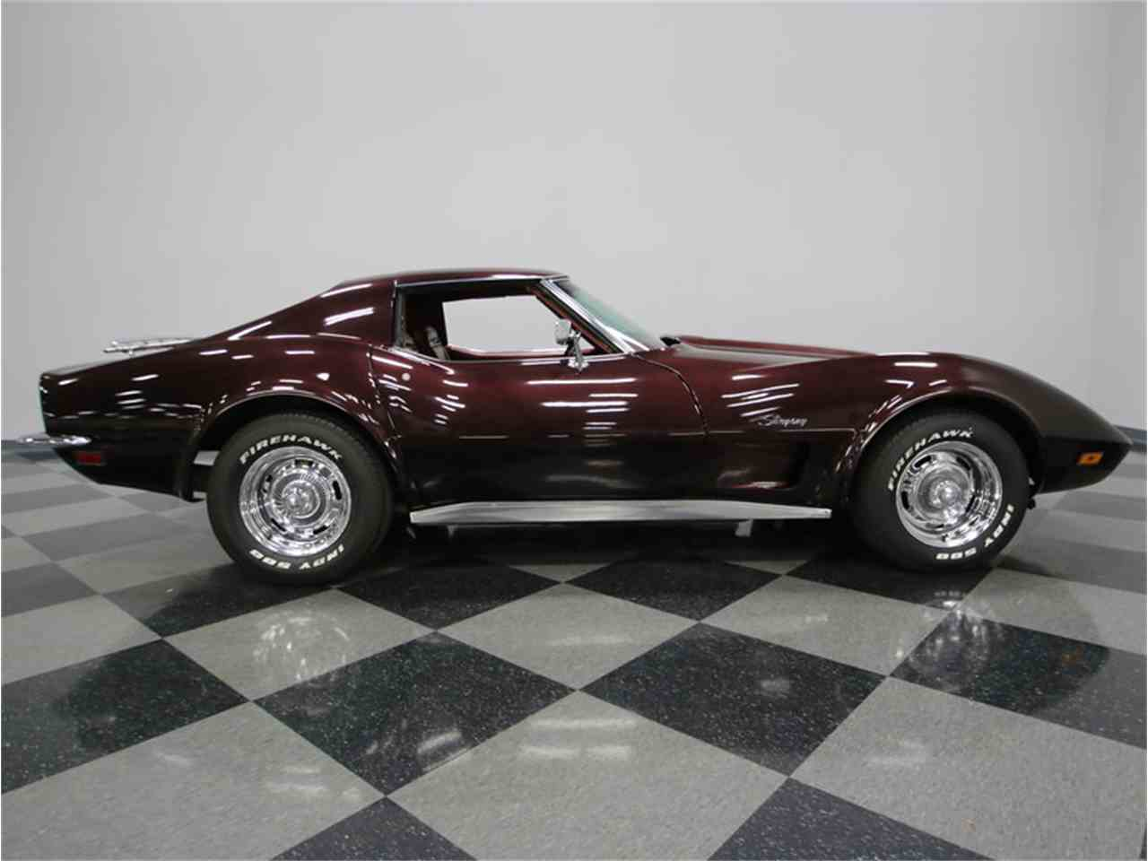 Large Picture of Classic 1973 Chevrolet Corvette located in Tennessee - JLH6