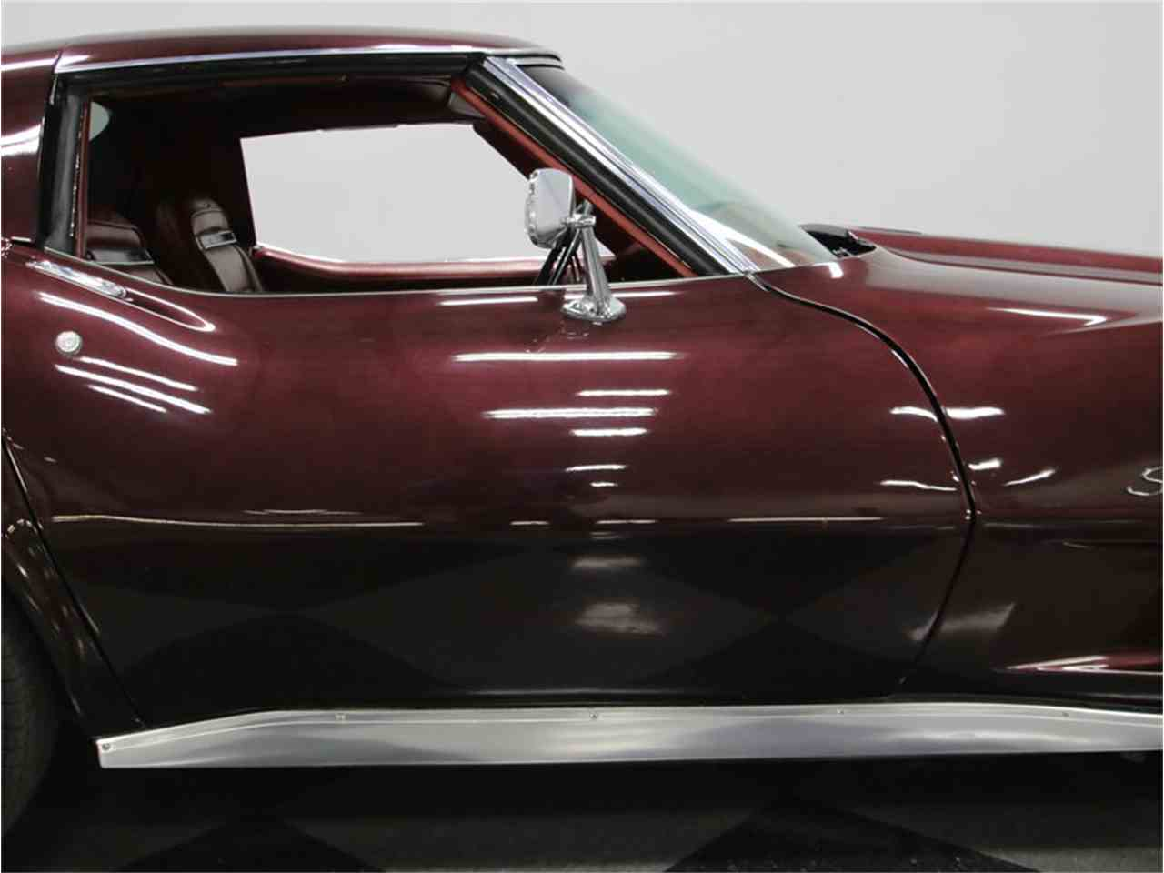 Large Picture of '73 Chevrolet Corvette - JLH6