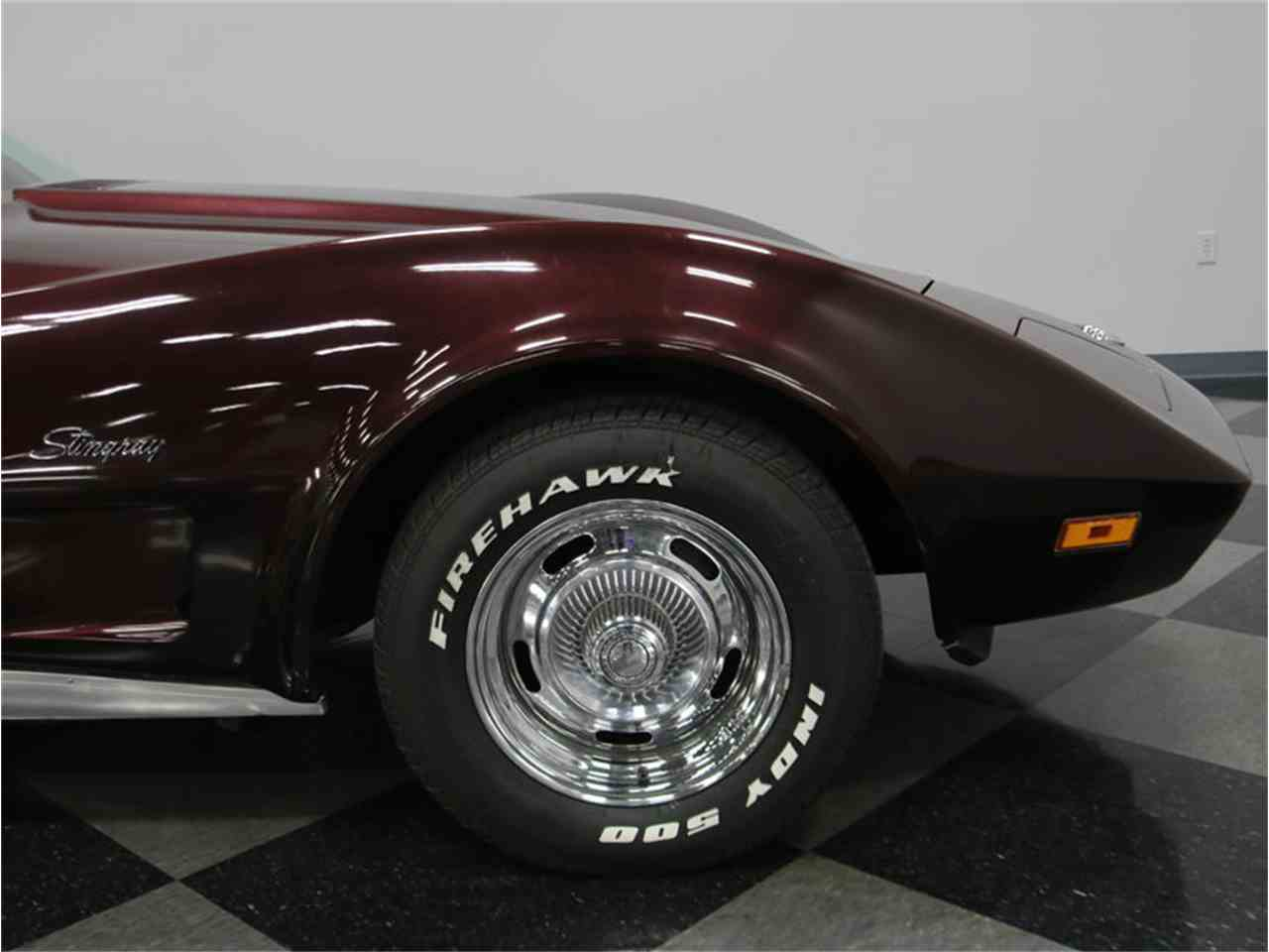 Large Picture of '73 Chevrolet Corvette located in Tennessee - $18,995.00 - JLH6