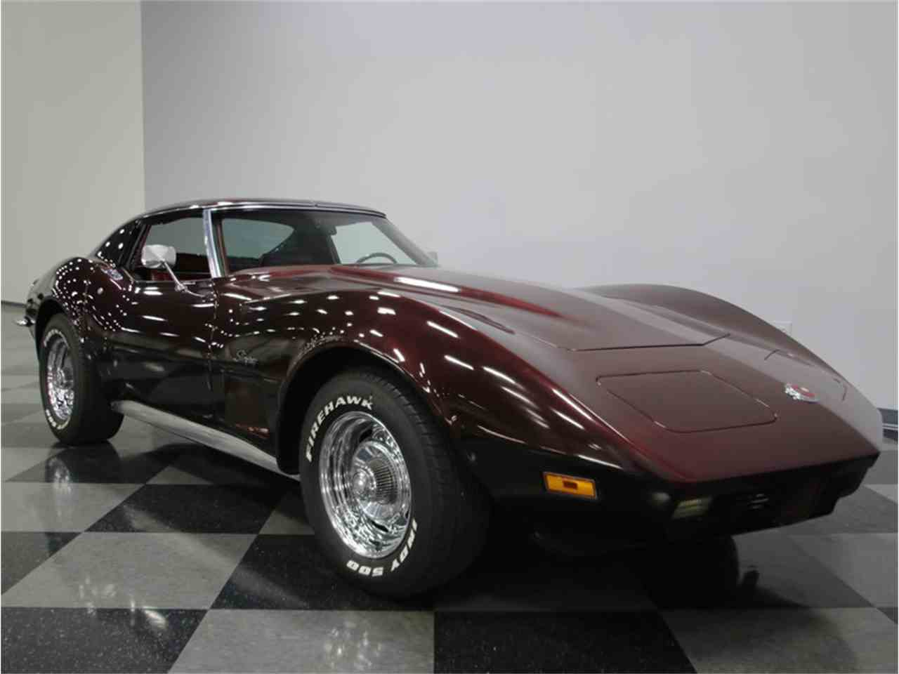 Large Picture of Classic '73 Corvette - $18,995.00 Offered by Streetside Classics - Nashville - JLH6