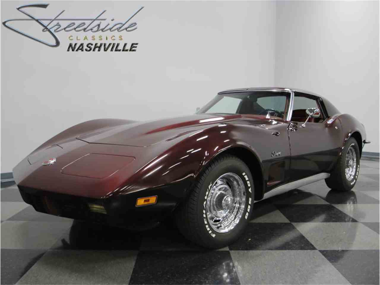 Large Picture of '73 Corvette located in Tennessee Offered by Streetside Classics - Nashville - JLH6