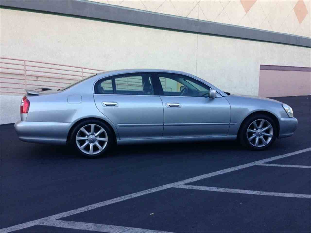 Large Picture of 2002 Infiniti Q45 located in Ontario California - $2,999.00 Offered by WDC Global Exports - JLHS