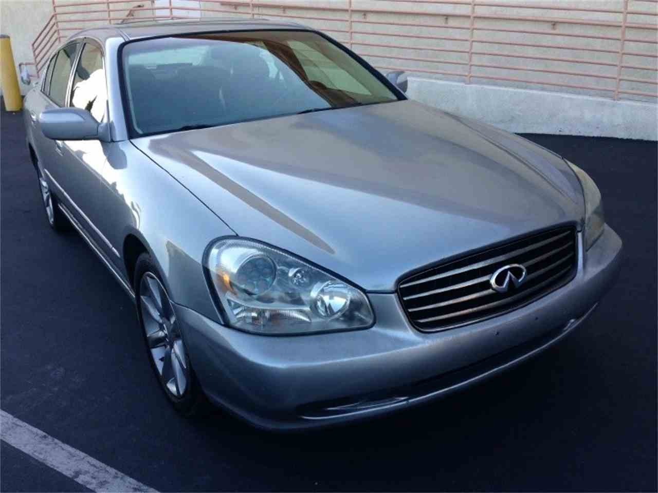 Large Picture of '02 Infiniti Q45 - $2,999.00 Offered by WDC Global Exports - JLHS
