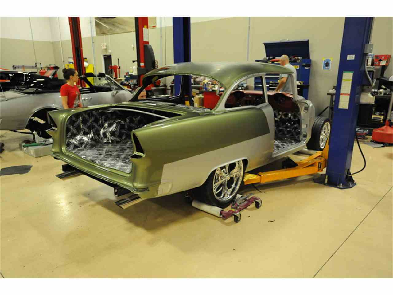 Large Picture of '55 Bel Air - JLIJ