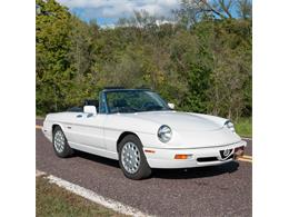 Picture of '93 Alfa Romeo Spider located in Missouri Auction Vehicle - JIHY