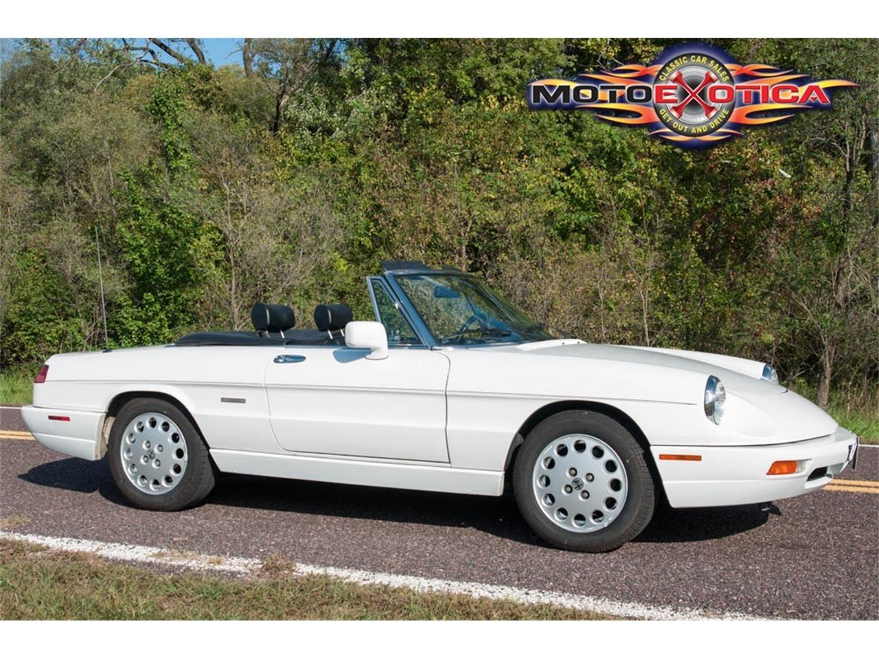 Large Picture of '93 Spider located in St. Louis Missouri Auction Vehicle - JIHY