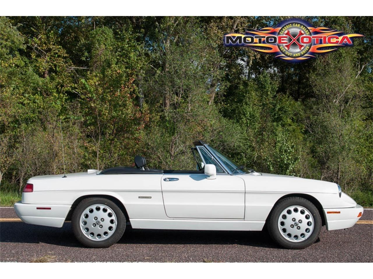 Large Picture of 1993 Spider located in St. Louis Missouri Offered by MotoeXotica Classic Cars - JIHY