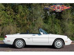 Picture of 1993 Alfa Romeo Spider located in St. Louis Missouri Offered by MotoeXotica Classic Cars - JIHY