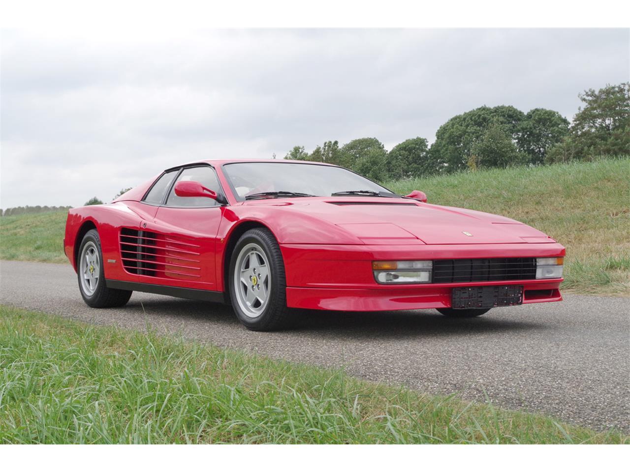 1989 Ferrari Testarossa For Sale Classiccarscom Cc 914472