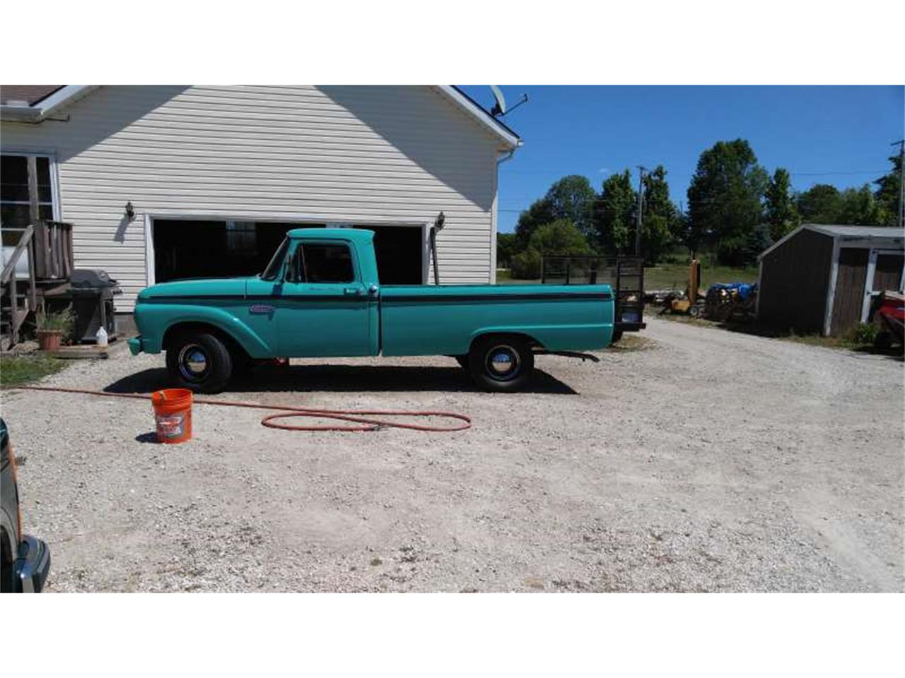 Large Picture of '65 Ford F100 Offered by a Private Seller - JIIJ