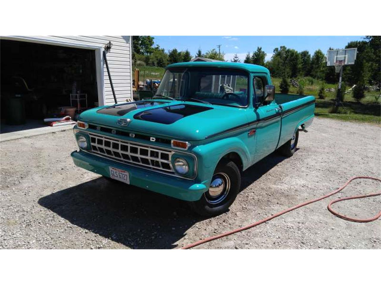 Large Picture of Classic '65 F100 located in Ohio - $10,000.00 Offered by a Private Seller - JIIJ