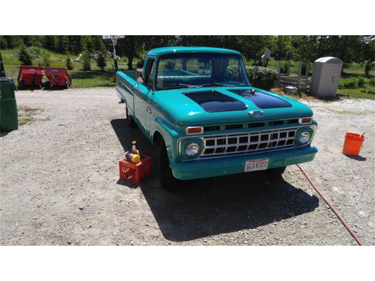 Large Picture of '65 Ford F100 located in Montville Ohio - $10,000.00 - JIIJ
