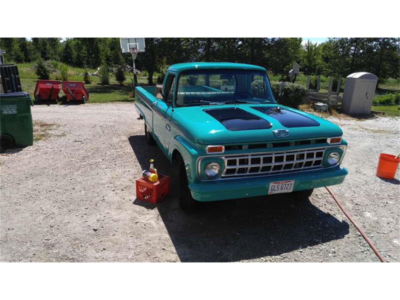 Large Picture of Classic 1965 F100 - JIIJ