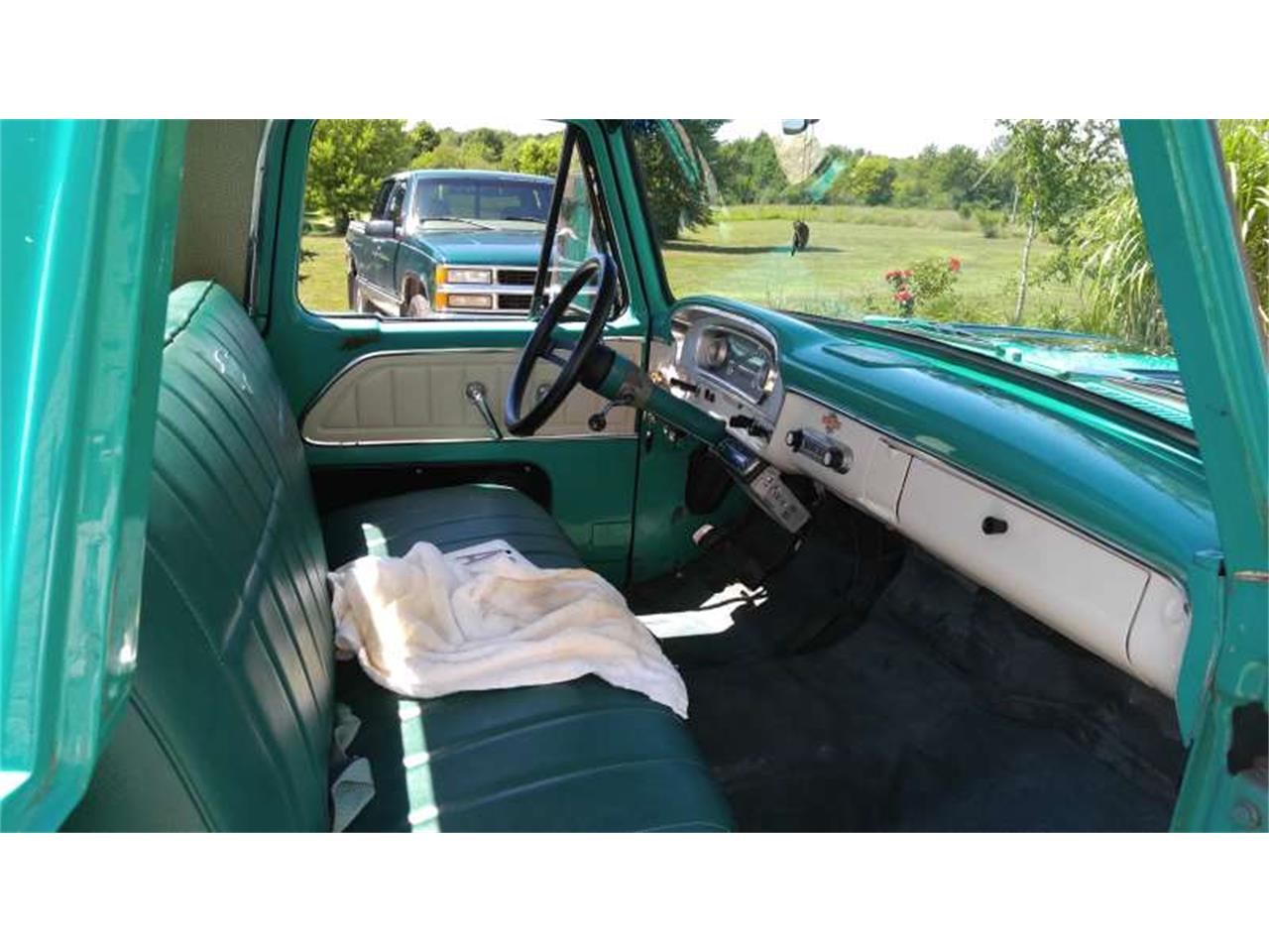 Large Picture of Classic 1965 Ford F100 located in Montville Ohio - $10,000.00 - JIIJ