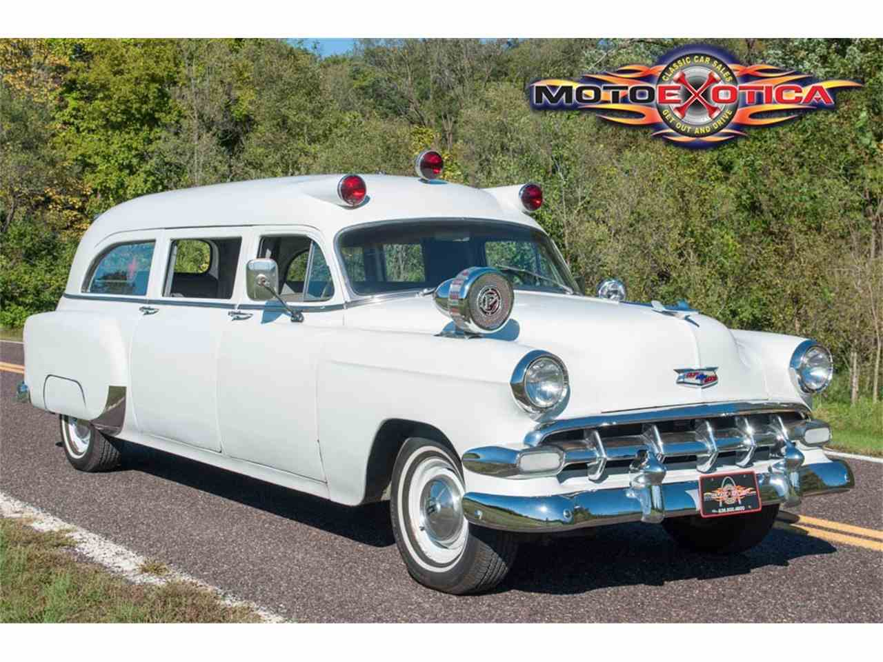 Large Picture of '54 150 Ambulance - JLPS