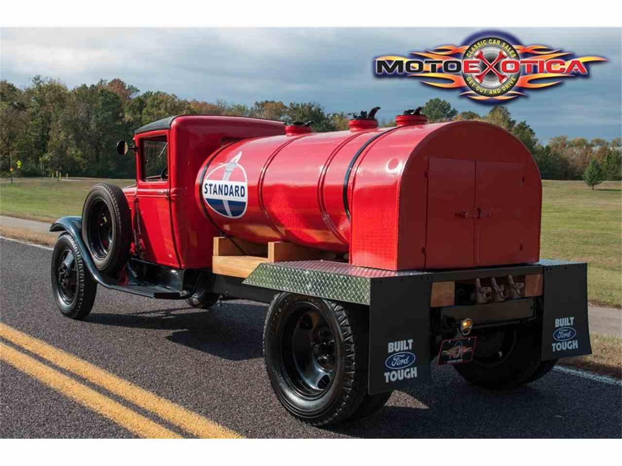 Large Picture of '31 Model AA Tanker Truck - JLPU