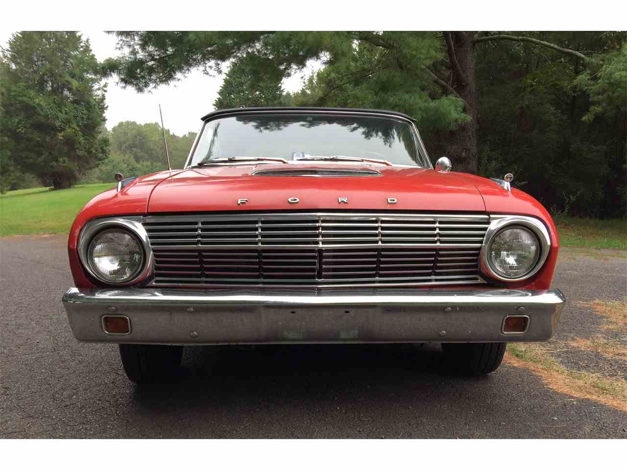 Large Picture of '63 Falcon - JIJ1