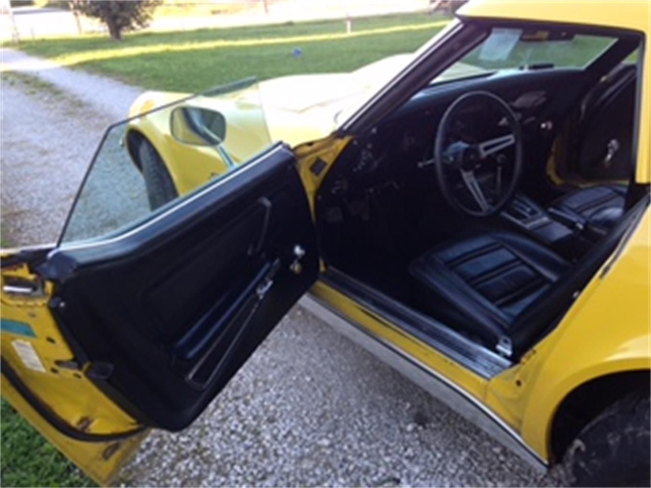 Large Picture of '72 Chevrolet Corvette located in Alexandria Indiana - JLV4