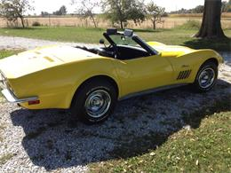 Picture of Classic 1972 Corvette located in Alexandria Indiana - $28,000.00 Offered by a Private Seller - JLV4