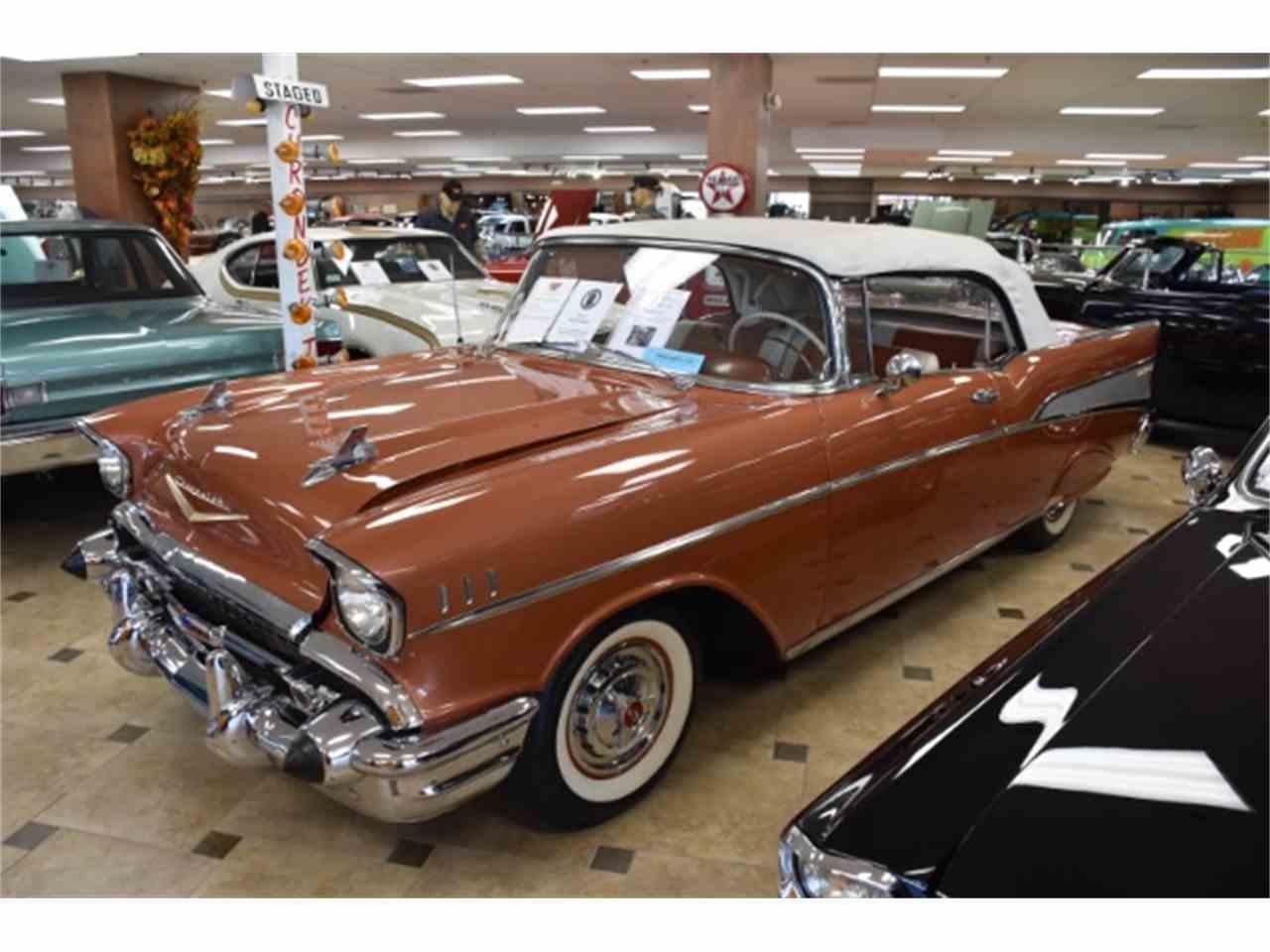 1957 Chevrolet Bel Air for Sale | ClassicCars.com | CC-914899