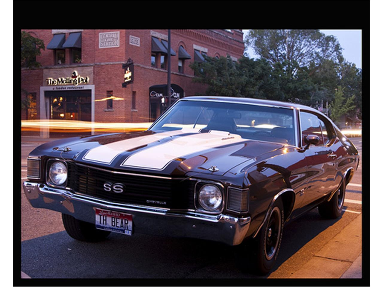 Large Picture of Classic '72 Chevelle located in Idaho - JLY8