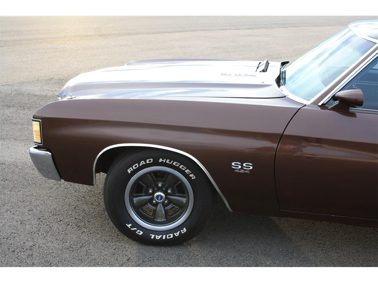 Large Picture of '72 Chevelle located in Boise Idaho Offered by a Private Seller - JLY8