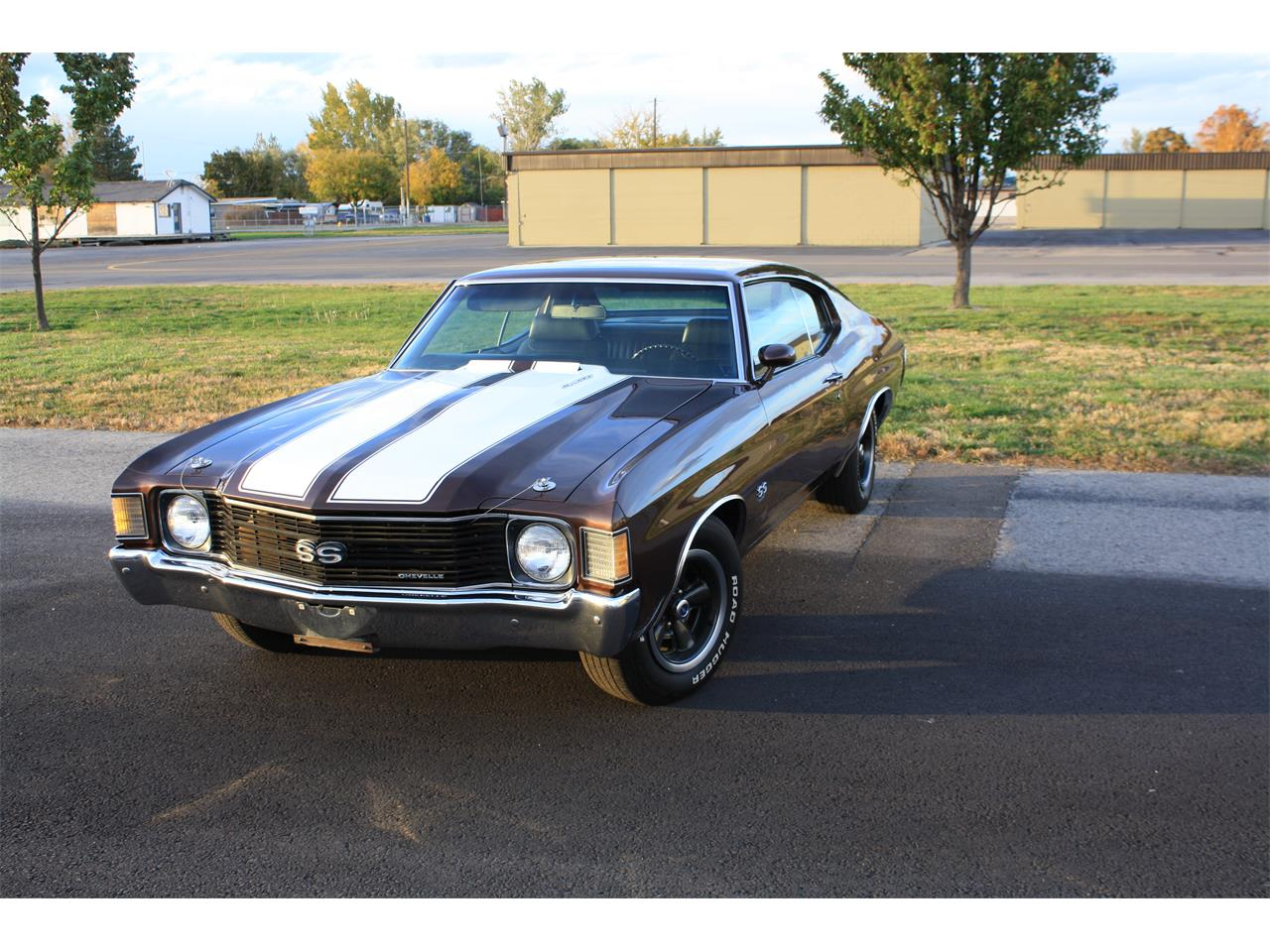 Large Picture of 1972 Chevrolet Chevelle located in Boise Idaho - JLY8