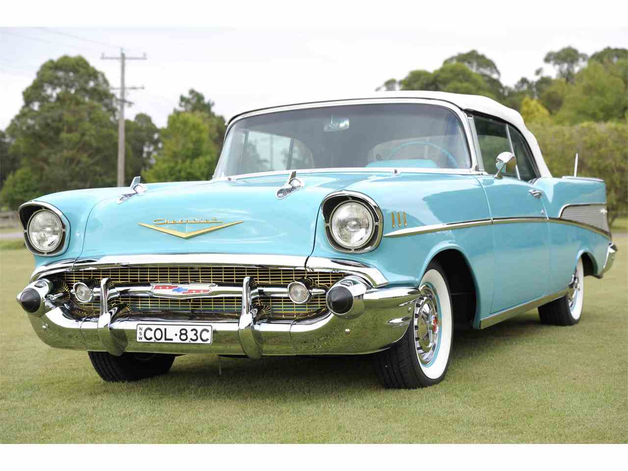Large Picture of 1957 Chevrolet Bel Air Offered by a Private Seller - JLZL