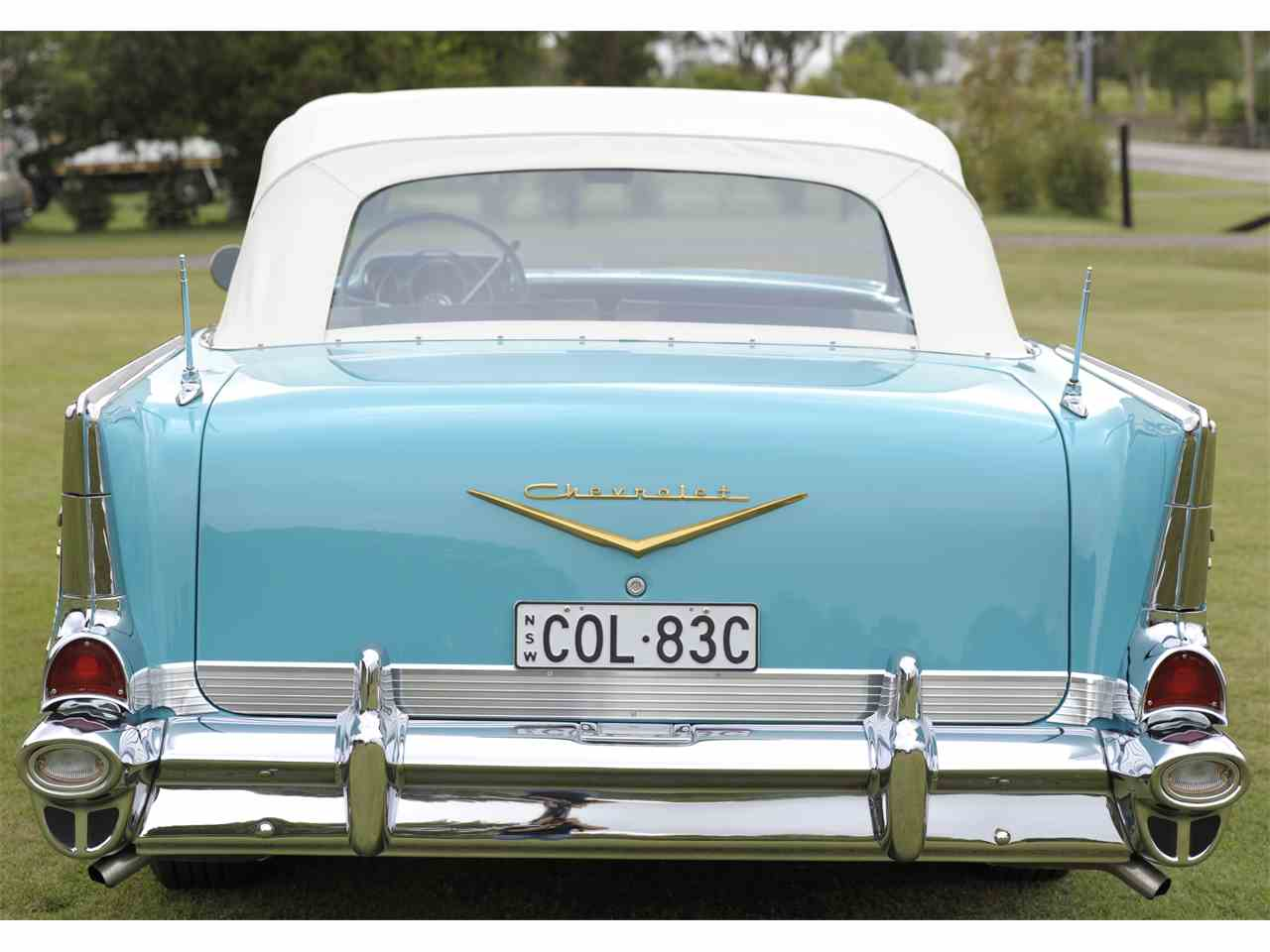 Large Picture of 1957 Chevrolet Bel Air - $130,000.00 - JLZL