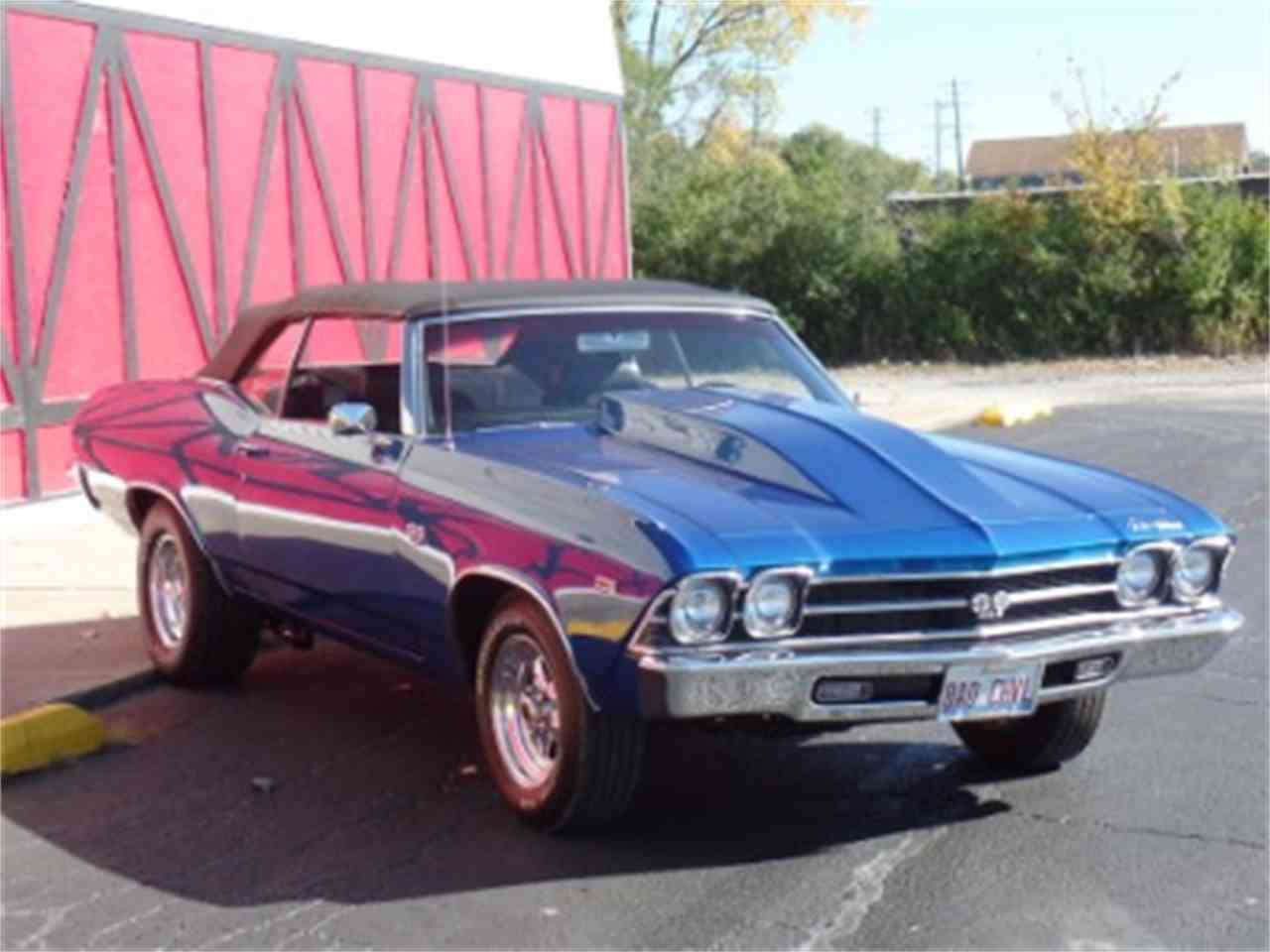 Large Picture of '69 Chevelle - JM0A