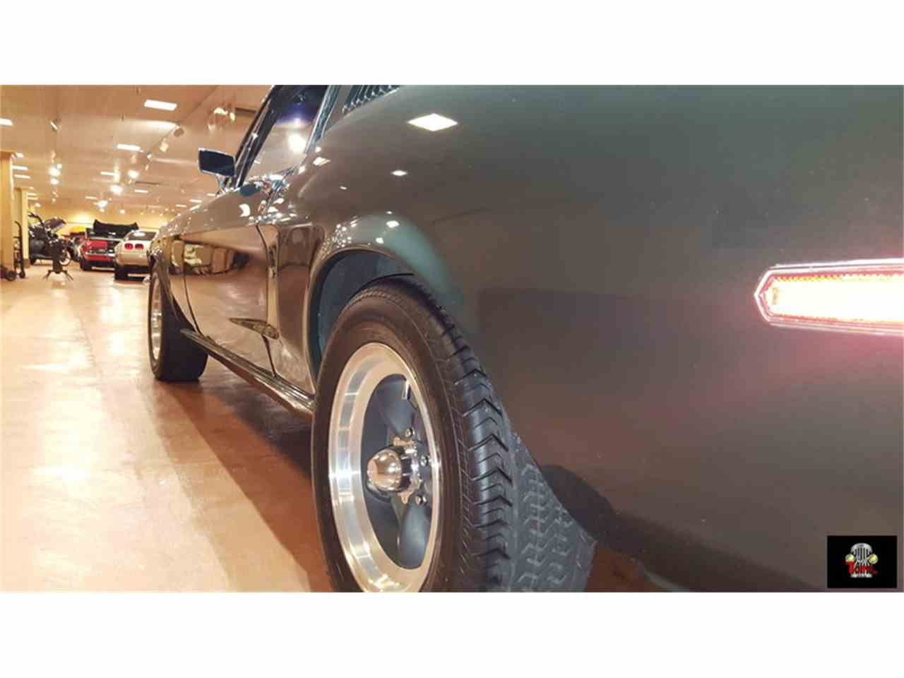 Large Picture of '68 Mustang - JM0G