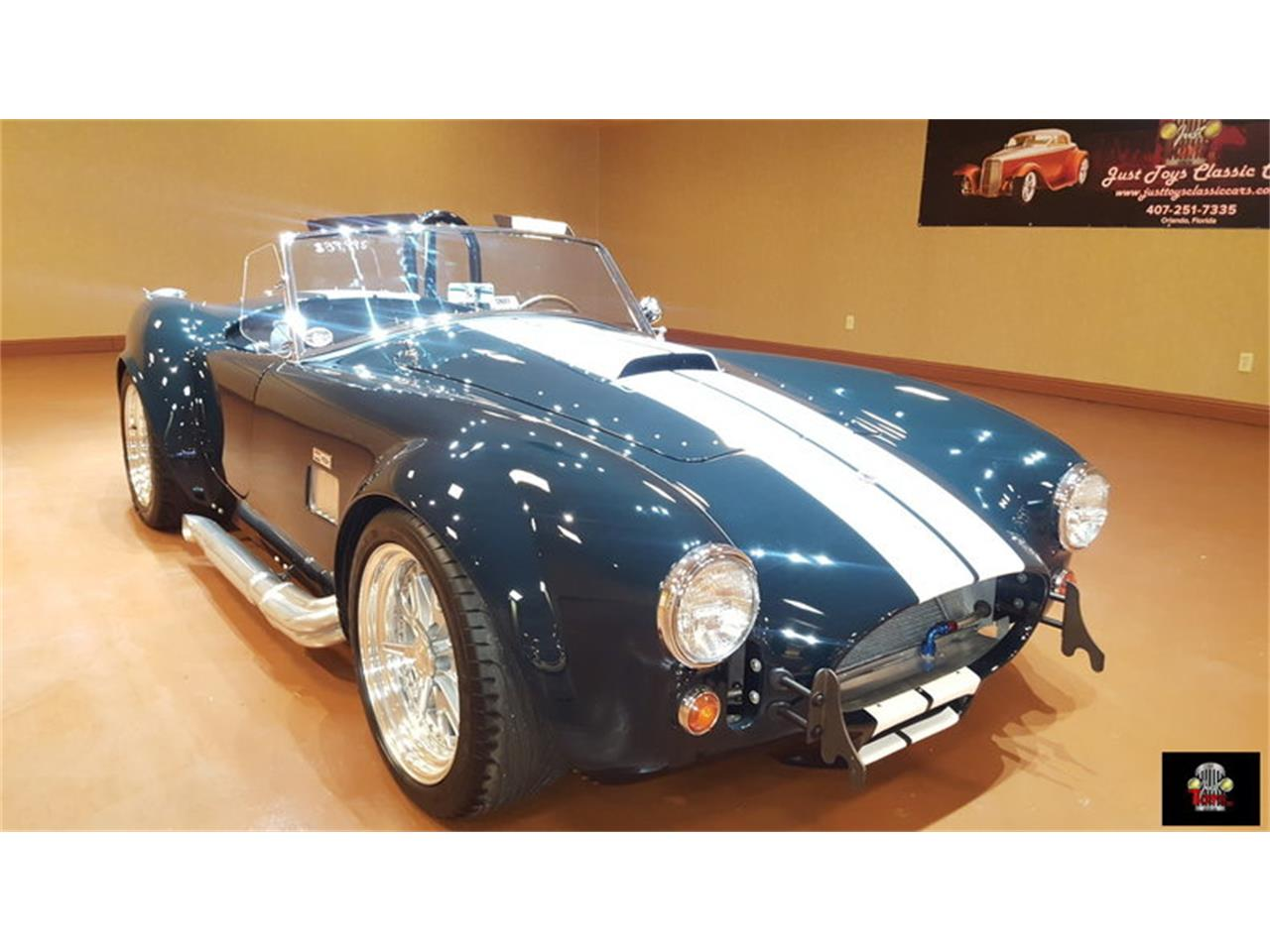 Large Picture of '04 Factory Five Cobra located in Florida Offered by Just Toys Classic Cars - JM0J