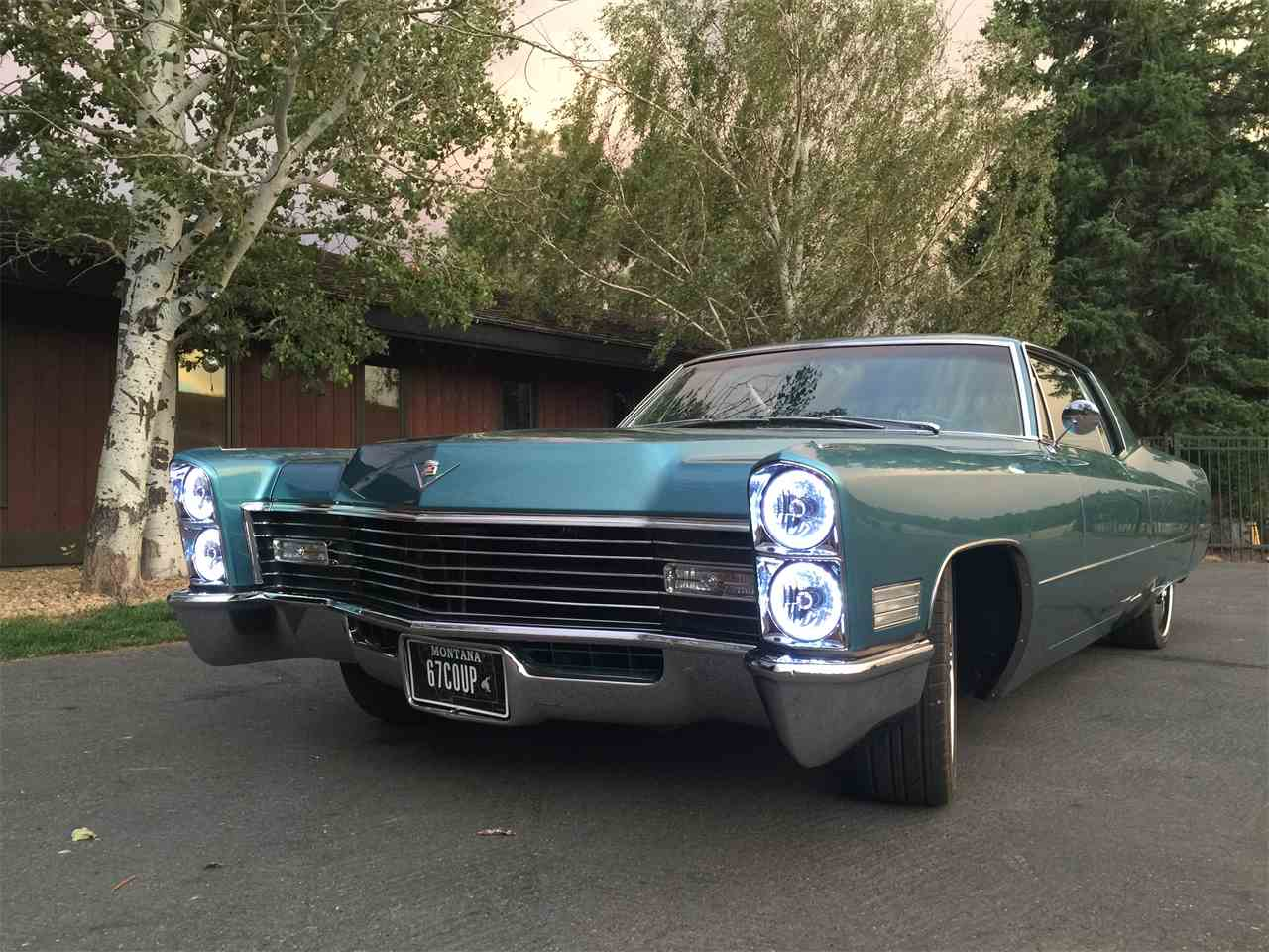 1967 Cadillac Coupe DeVille for Sale | ClicCars.com | CC-915005