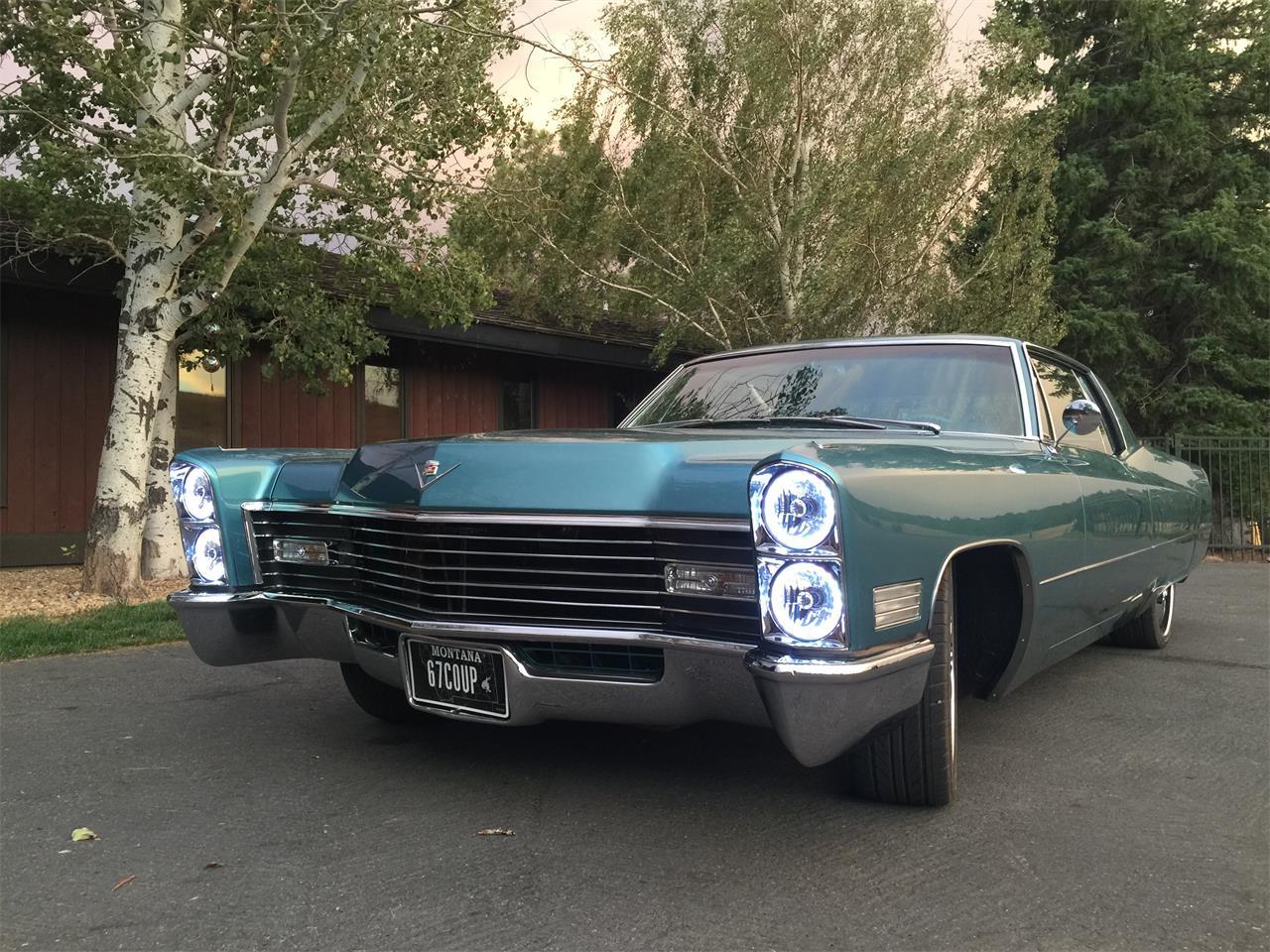 1967 Cadillac Coupe Deville For Sale Classiccars Com