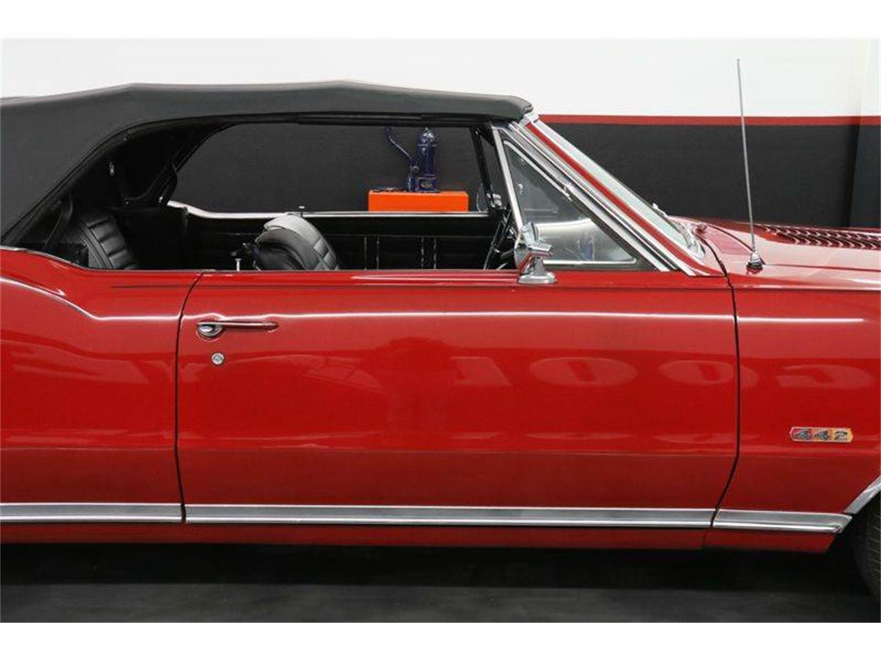 Large Picture of Classic 1967 Oldsmobile 442 - $45,000.00 Offered by Street Dreams Texas - JM0X