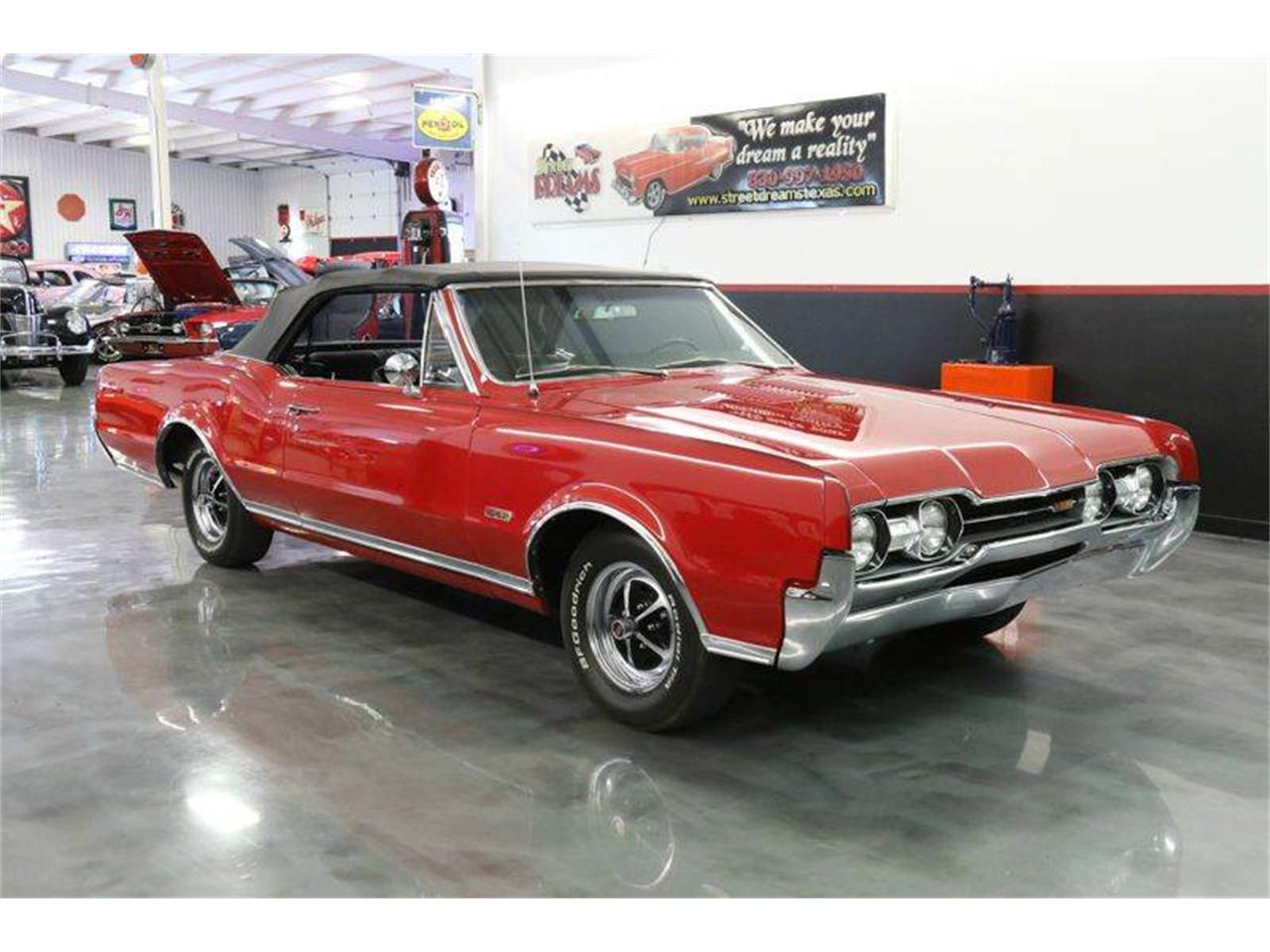 Large Picture of '67 Oldsmobile 442 - $45,000.00 Offered by Street Dreams Texas - JM0X