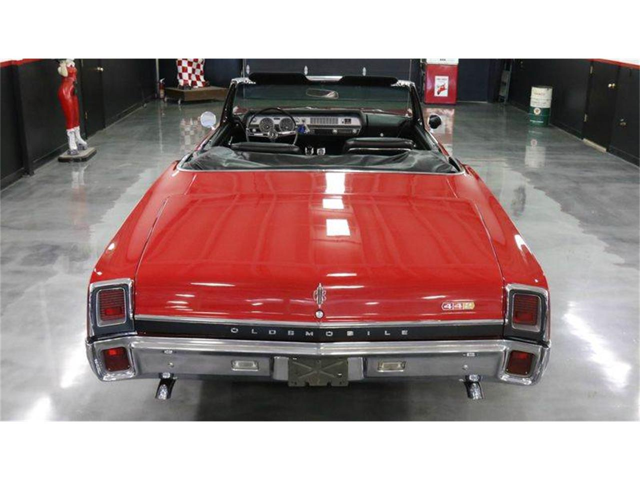 Large Picture of '67 Oldsmobile 442 located in Fredericksburg Texas - $45,000.00 - JM0X