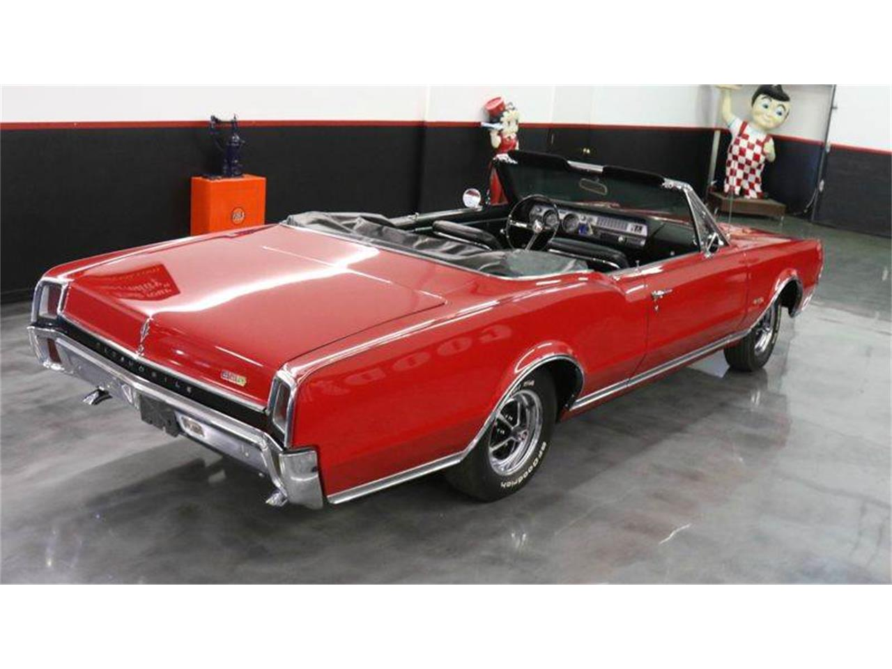 Large Picture of Classic '67 Oldsmobile 442 - $45,000.00 - JM0X