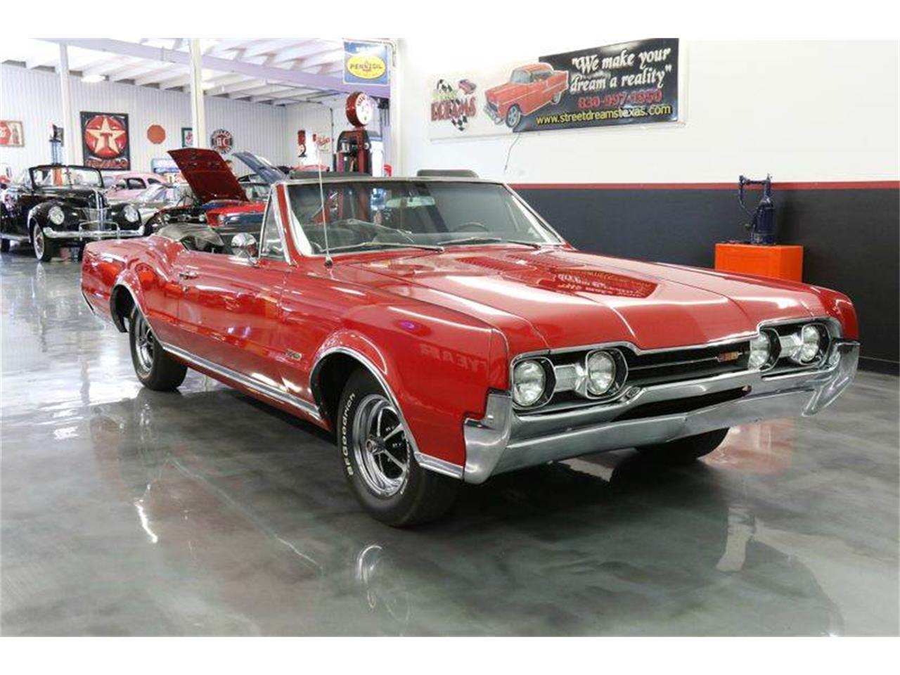 Large Picture of Classic 1967 Oldsmobile 442 located in Fredericksburg Texas - $45,000.00 - JM0X