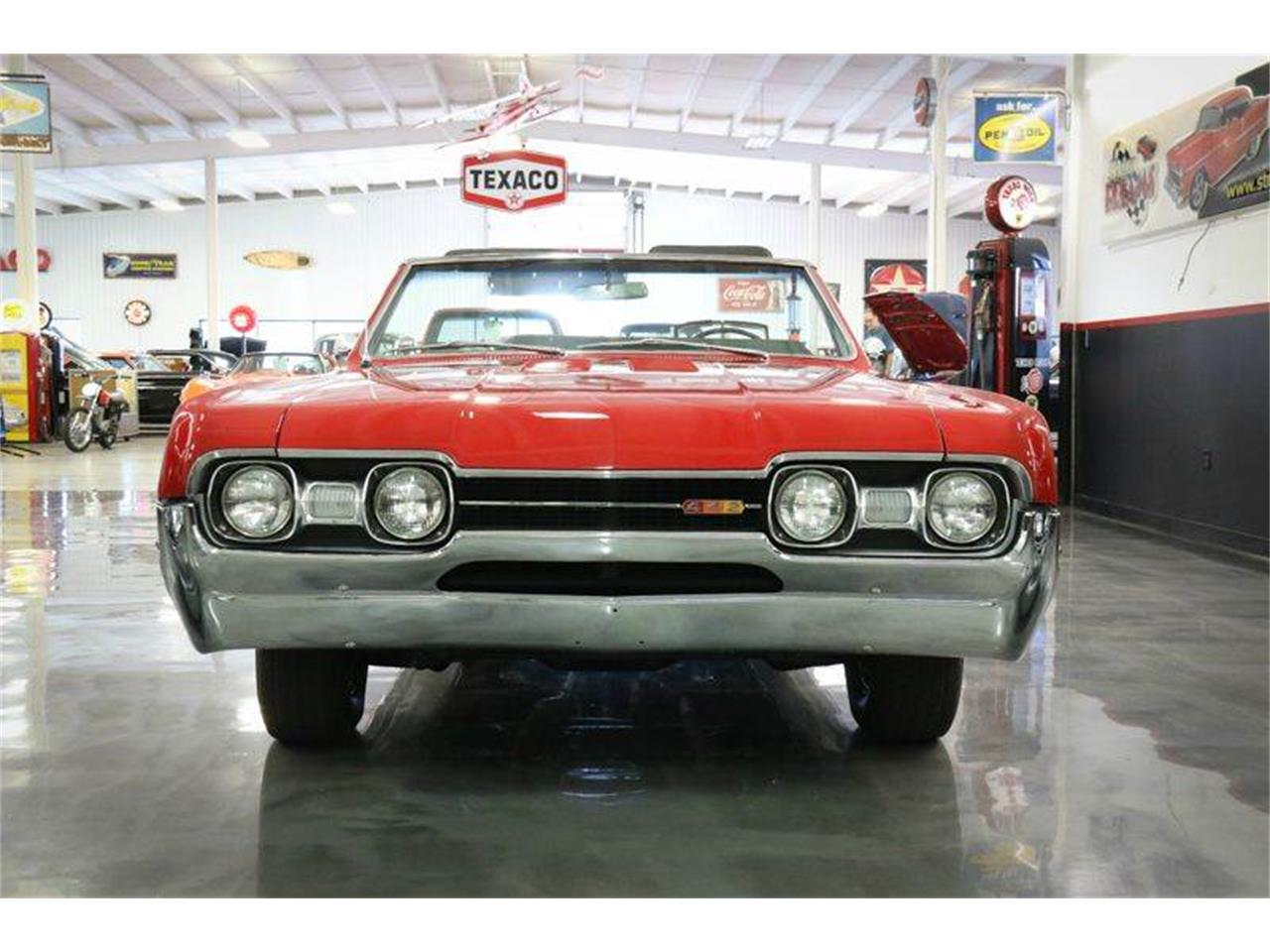 Large Picture of Classic 1967 Oldsmobile 442 located in Fredericksburg Texas - $45,000.00 Offered by Street Dreams Texas - JM0X