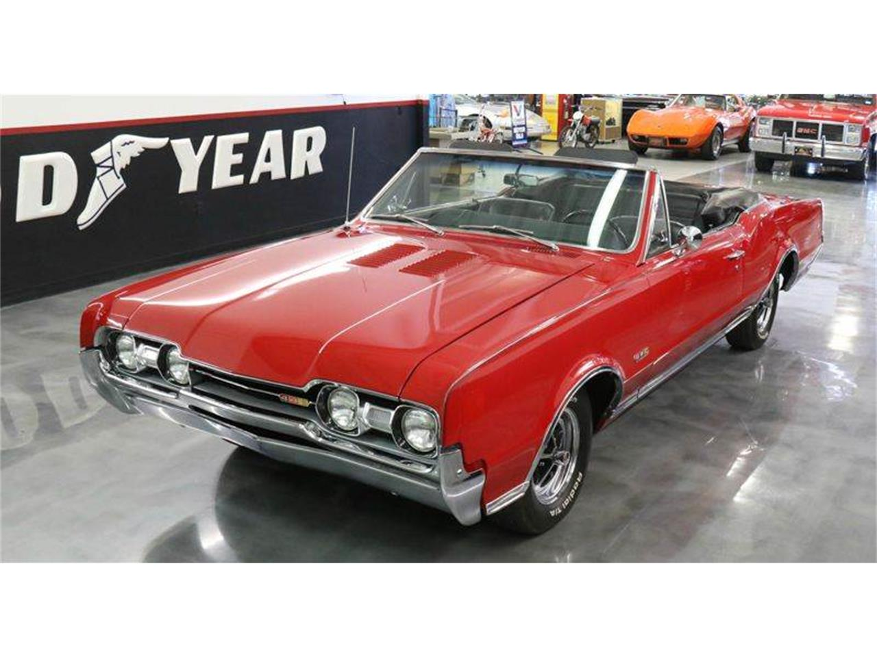 Large Picture of 1967 Oldsmobile 442 Offered by Street Dreams Texas - JM0X