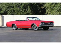 Picture of 1967 Oldsmobile 442 - JM0X