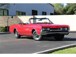 Picture of '67 Oldsmobile 442 - JM0X