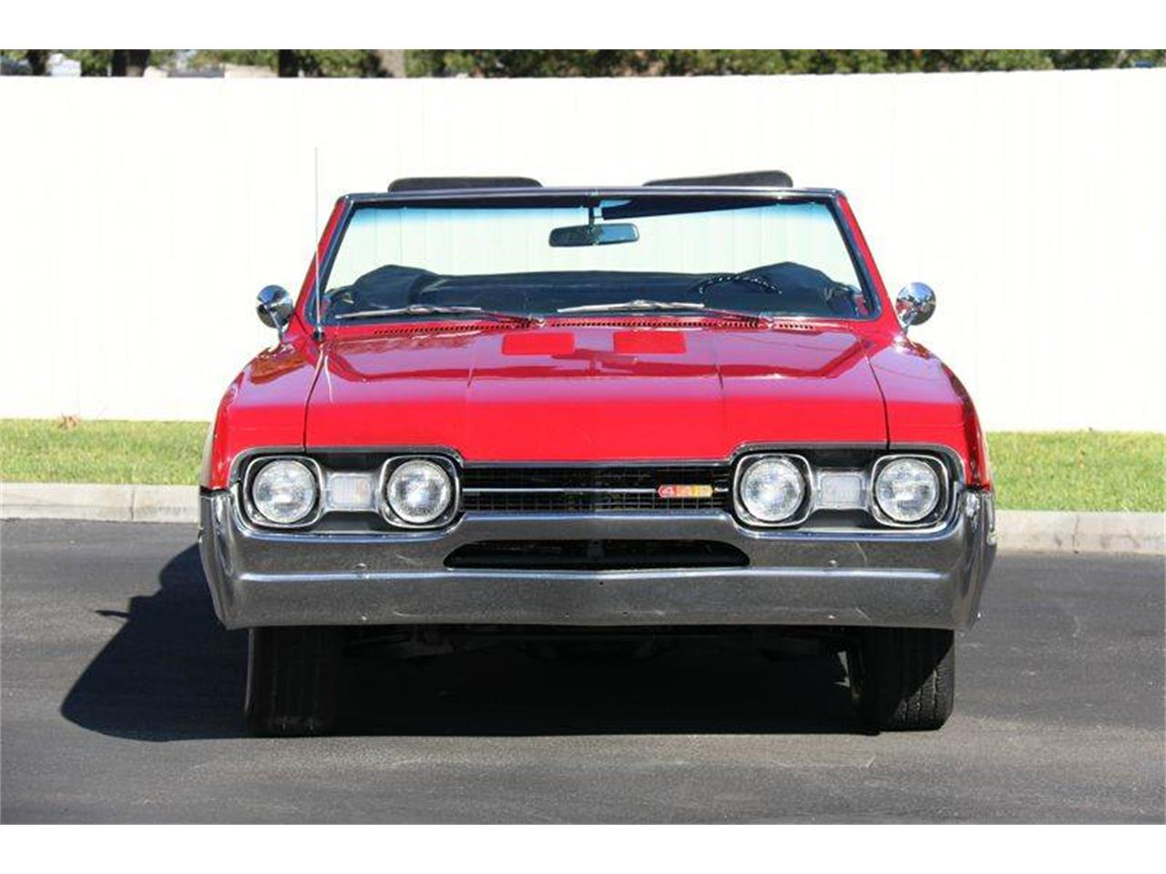 Large Picture of 1967 Oldsmobile 442 located in Texas Offered by Street Dreams Texas - JM0X