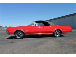 Picture of Classic 1967 Oldsmobile 442 located in Texas - JM0X