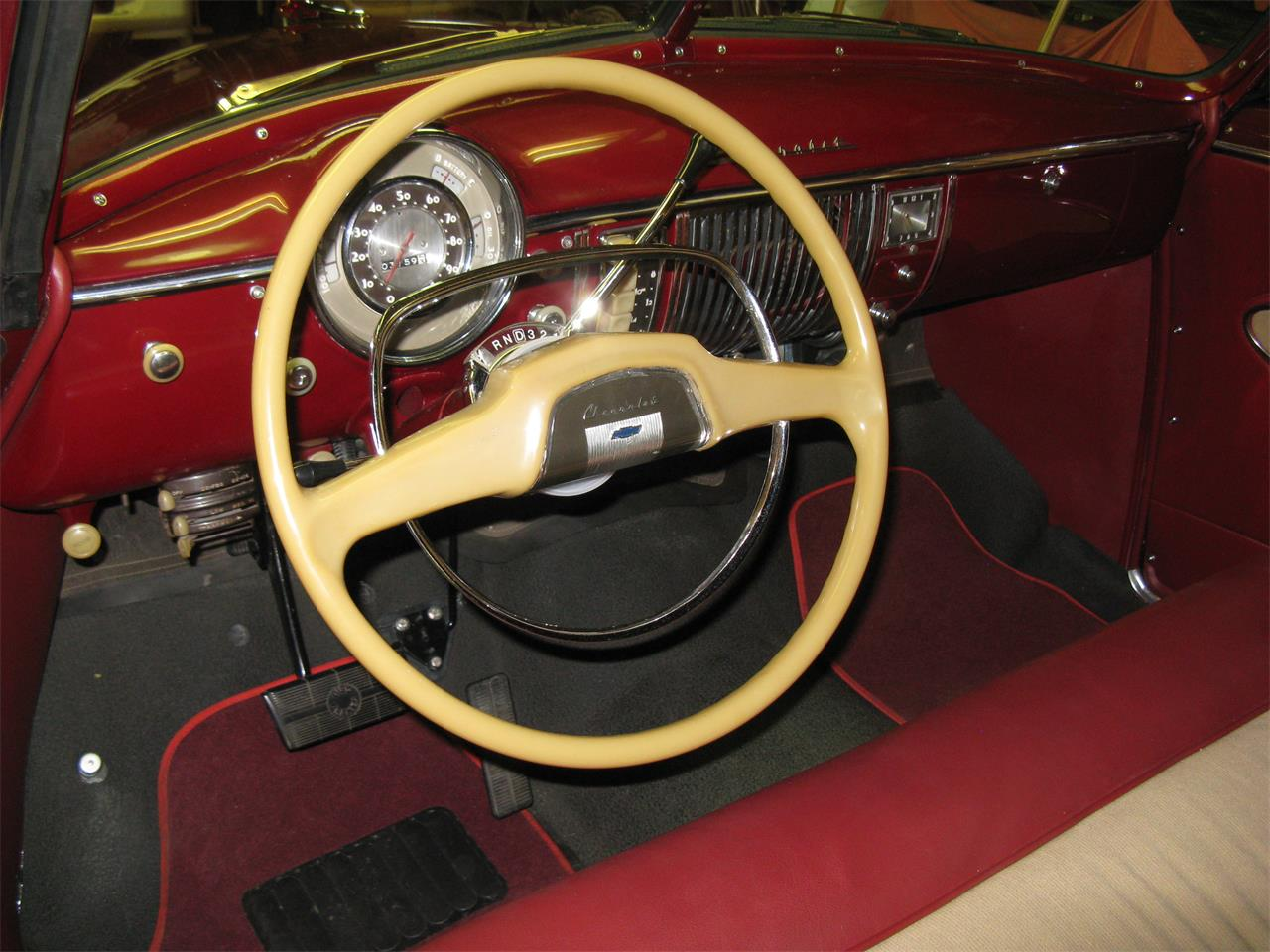 1949 Chevrolet Styleline Deluxe For Sale Cc 915039 Chevy Steering Wheel Large Picture Of 49 Jm1r