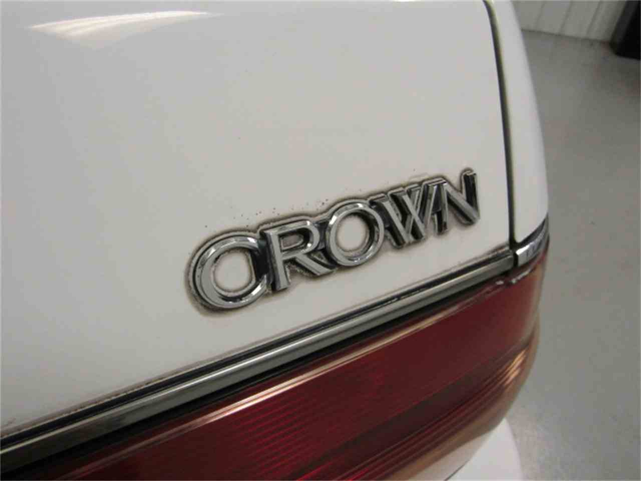 Large Picture of '91 Crown - JM32