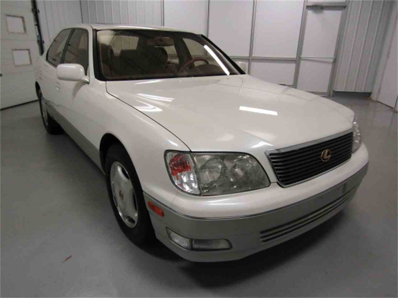 Large Picture of '99 LS400 located in Christiansburg Virginia - JM33