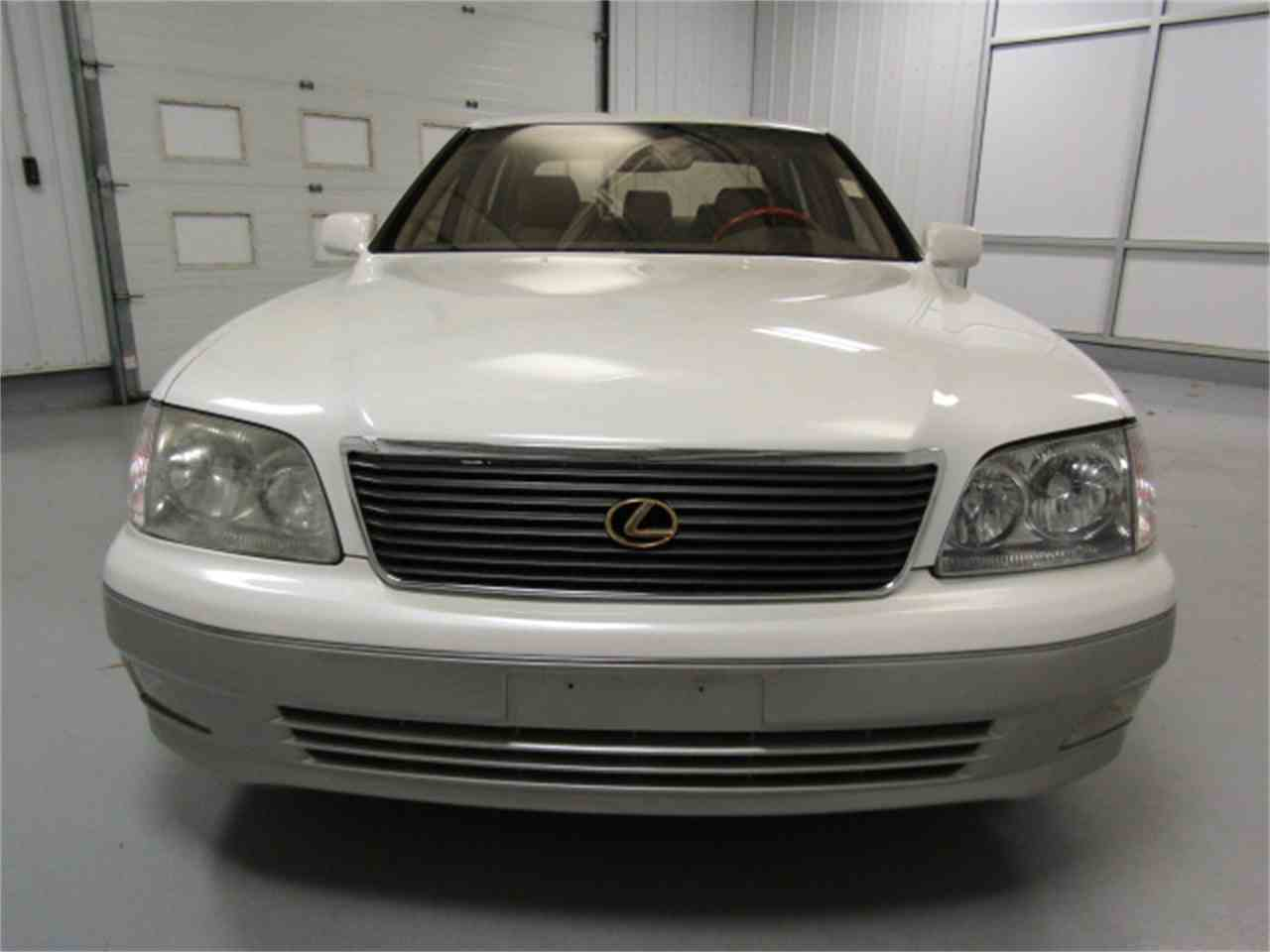 Large Picture of 1999 LS400 located in Virginia - $8,994.00 Offered by Duncan Imports & Classic Cars - JM33